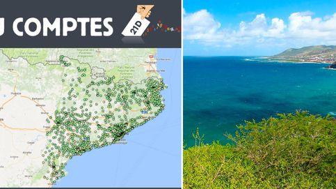 CataloniaVotes, el fiasco del 'recuento fake' que el independentismo oculta en el Caribe