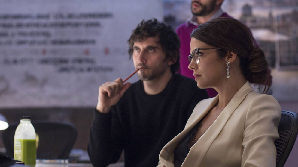 '7 años', la primera peli española de Netflix va (cómo no) de corruptos