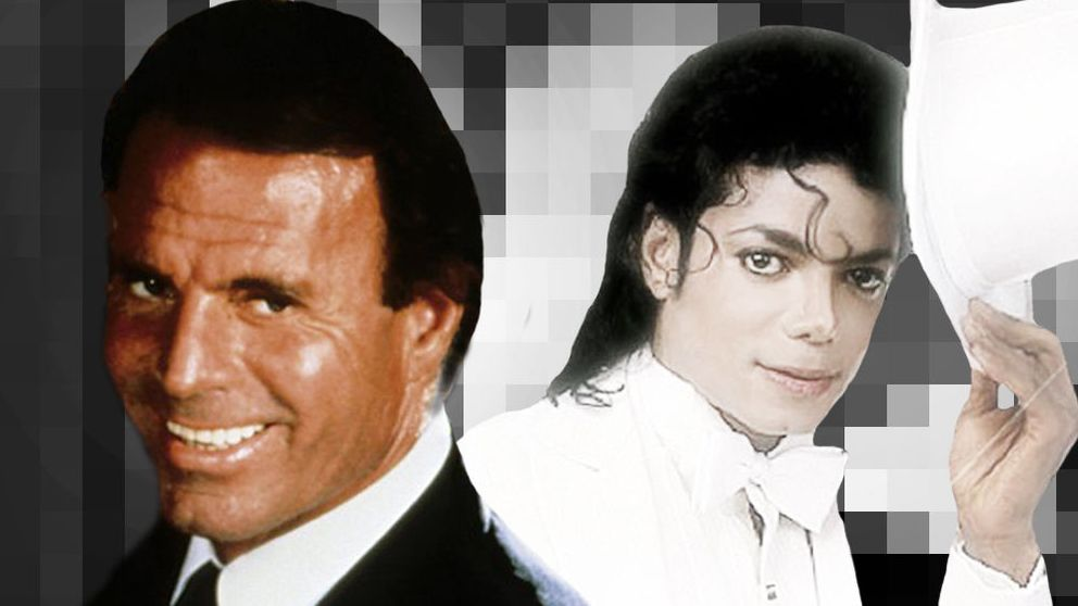 Por qué Michael Jackson era blanco y Julio Iglesias es negro