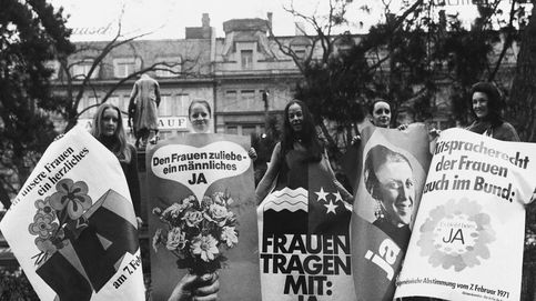 El enigma suizo: ¿por qué las mujeres no votaron hasta 1971 en un país tan próspero?