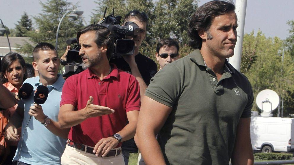 Ingresan en la cárcel los dos hijos menores de Ruiz-Mateos
