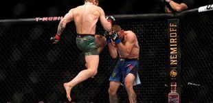 Post de UFC 246: el KO demoledor de Conor McGregor a Cerrone en 40 segundos