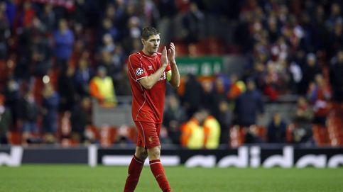 Anfield despide a Gerrard, el mito al que un vertedero pudo dejar sin fútbol