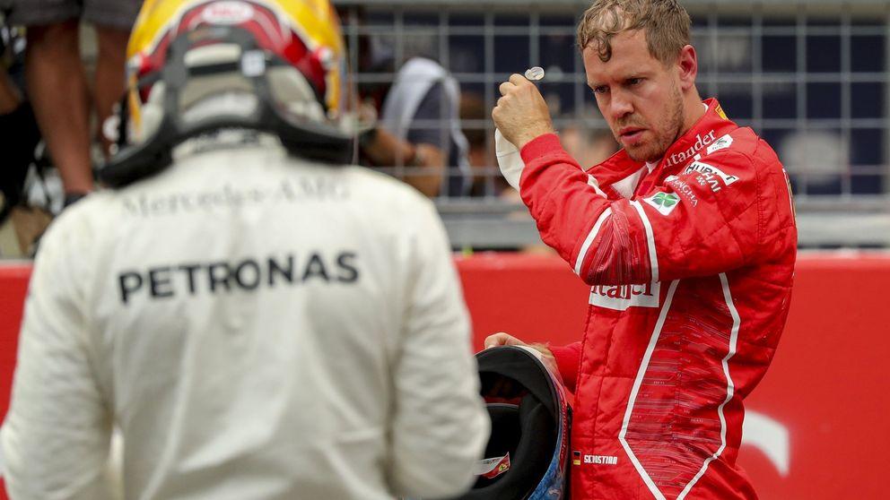 Por qué Lewis Hamilton ha propinado a Vettel la mayor derrota de su carrera