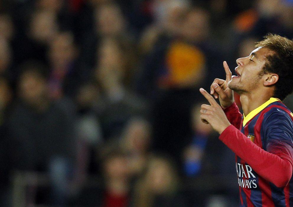 Foto: El jugador del FC Barcelona, Neymar Da Silva (Reuters)