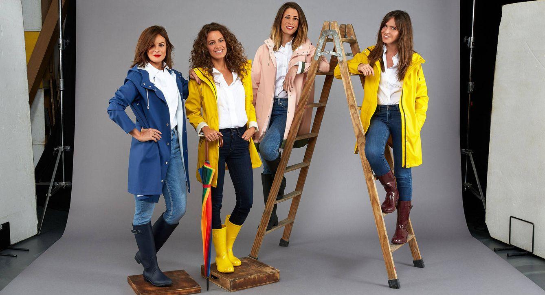 Foto: Mercedes Martín, Laura Madrueño, Isabel Zubiaurre y Carmen Corazzini (Foto: Olga Moreno)
