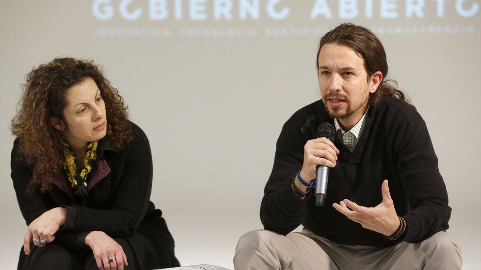 Iglesias alaba a Rajoy y compara a Rivera con el Aznar de las Azores