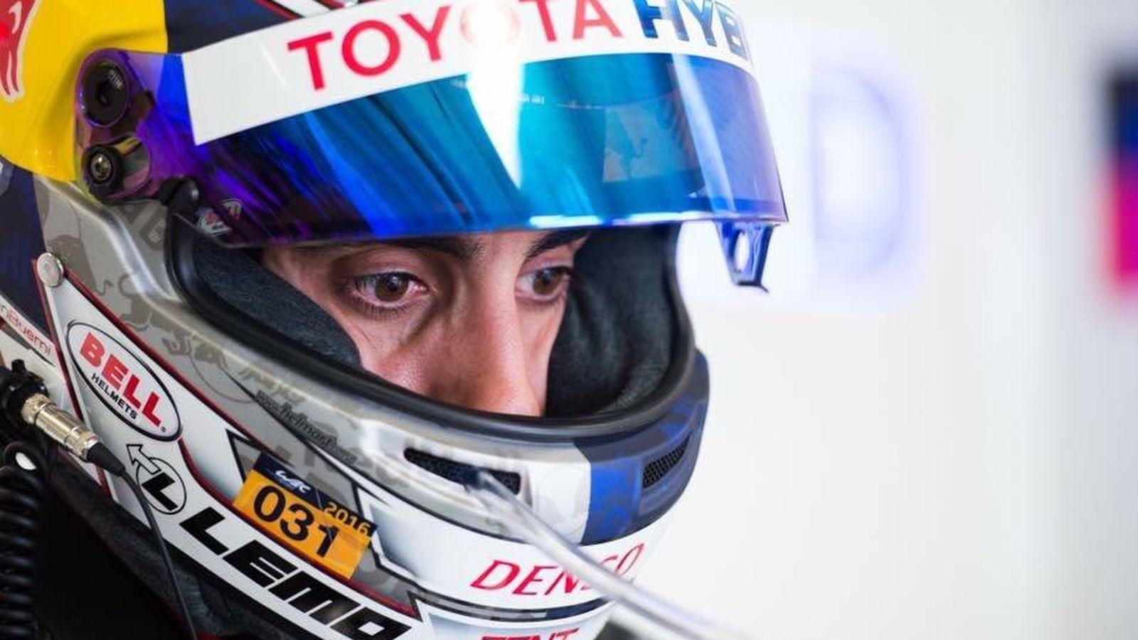 Foto: Sebastien Buemi, ganador de la FIA Fórmula E 2015-2016.
