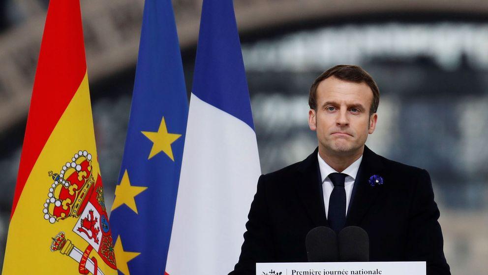 Macron mantiene las elecciones municipales del domingo en Francia pese al coronavirus