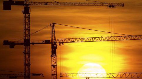 La construcción se dispara: crece a su ritmo más rápido desde 2001