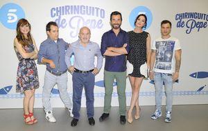 Telecinco encarga más 'Chiringuito de Pepe' tras su éxito