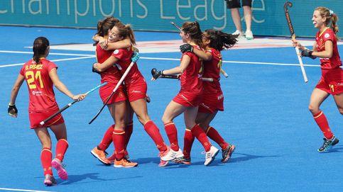 Histórico bronce para la selección española de hockey femenina en el Mundial