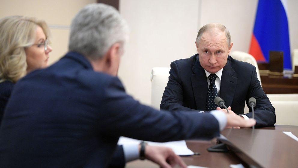 Rusia suspende los vuelos que no sean de repatriación y supervisa 138.000 casos