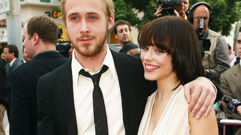 Ryan Gosling y Rachel McAdams, protagonistas de 'El diario de Noa'. (Getty)