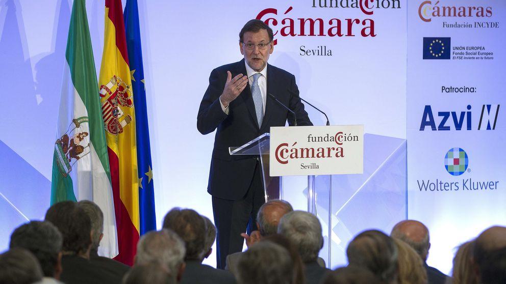 Rajoy anuncia 7.000 millones para las CCAA en 2016 en plena deriva catalana