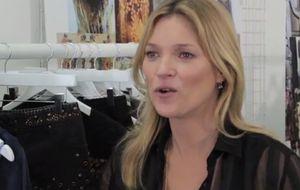Kate Moss vuelve a Topshop