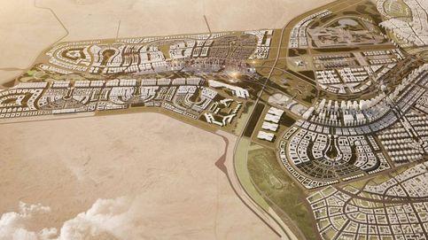 Así es la nueva capital que Egipto está construyendo en mitad del desierto
