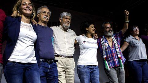 Beiras y los aliados gallegos de Podemos piden el voto para las fuerzas 'indepe'