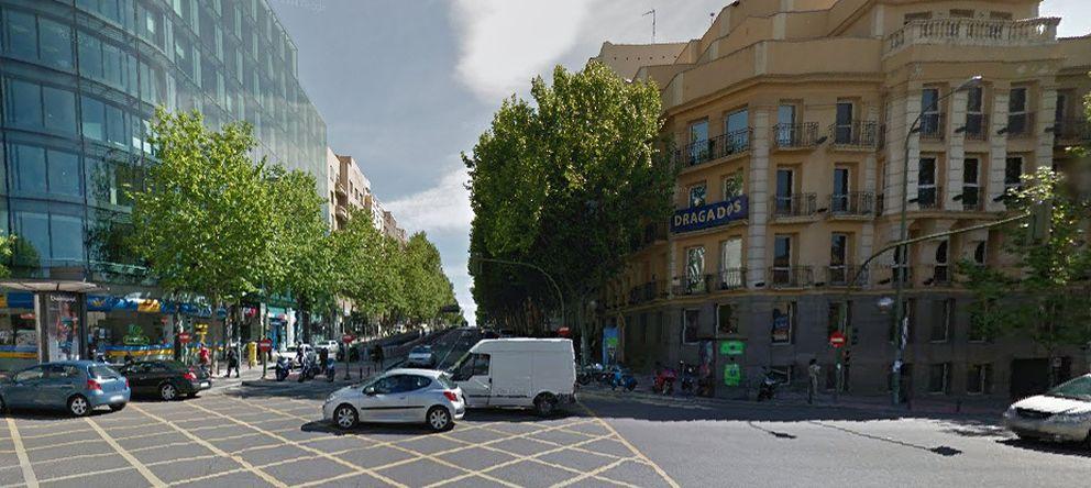 Foto: Imagen del edificio ubicado en la calle Velázquez, 123