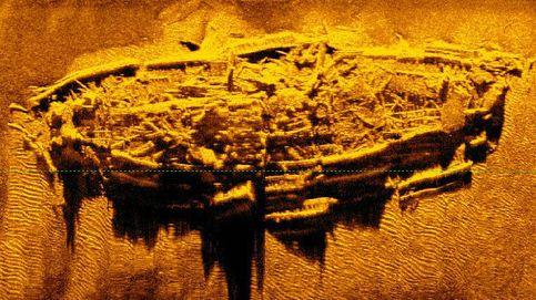Así es como la tecnología ha permitido encontrar un barco perdido durante 150 años