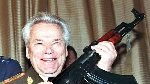 Entrevista inédita a Kaláshnikov: Claro que mi fusil es perfecto, chatarra no sé hacer