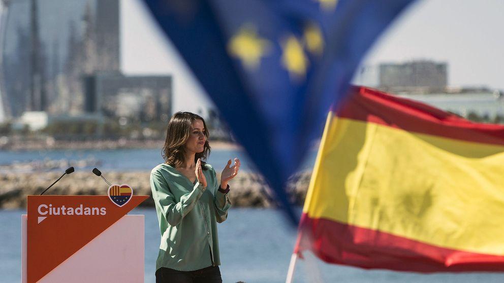 Arrimadas acusa a Puigdemont de cargarse la autonomía de Cataluña