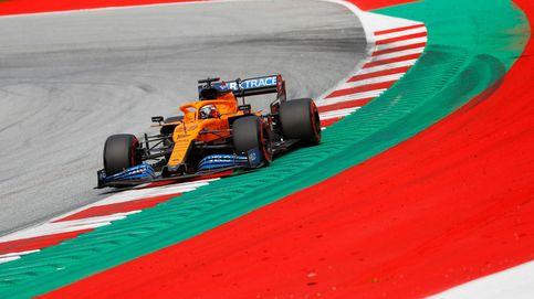 Resultado Libres 2: dominio absoluto de Mercedes con Carlos Sainz en la lucha