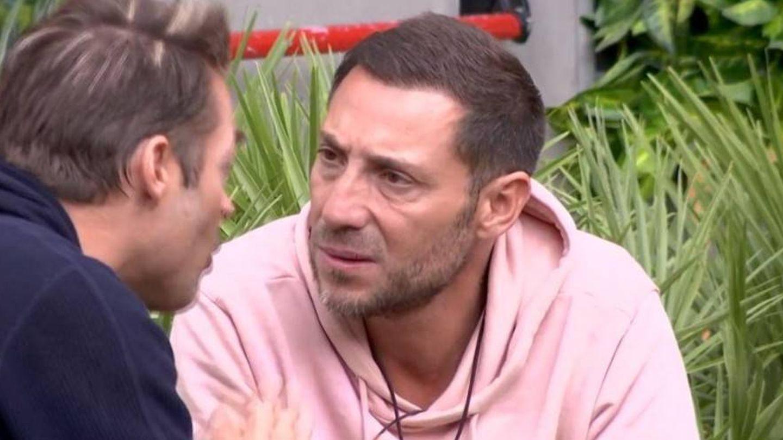 Antonio David, dentro de la casa de 'GH VIP'. (Mediaset)