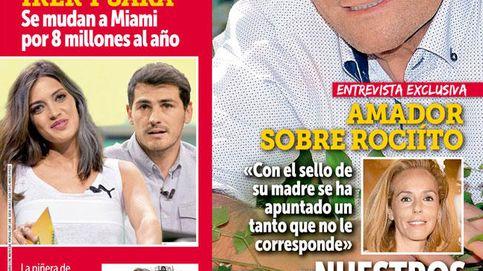 Kiosco Rosa: una princesa del Atlético de Madrid, Toño Sanchís y el Cordobés copan las portadas
