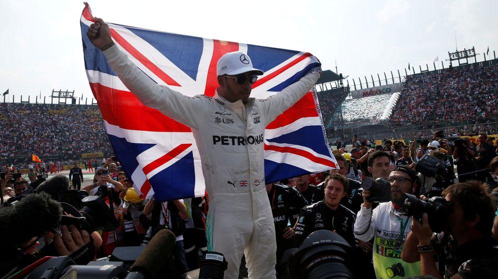 Foto: Lewis Hamilton. (Reuters)