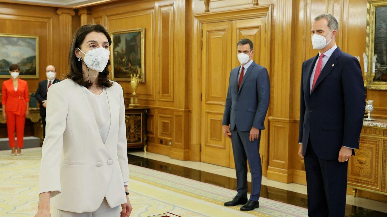 La nueva ministra de Justicia, Pilar Llop. (EFE)