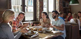 Post de Seis grandes trucos para perder peso cuando comes fuera de casa