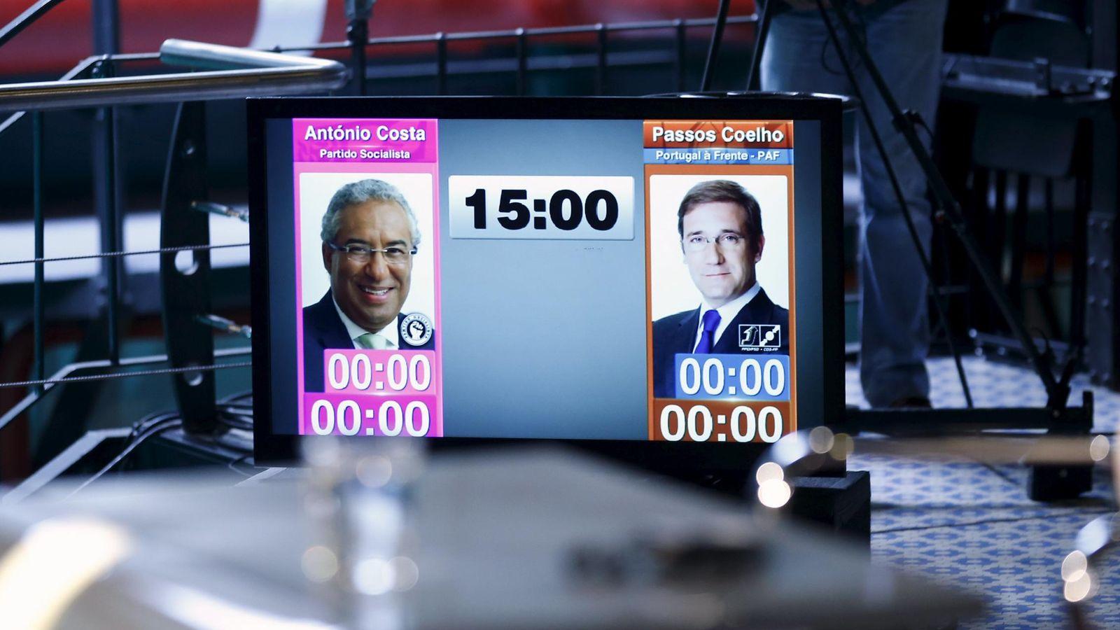 Amaral Desnuda portugal vota su futuro con la derecha camuflada y la