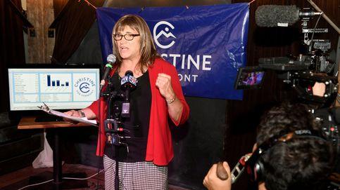 Christine Hallquist, primera candidata transgénero a gobernadora de EEUU
