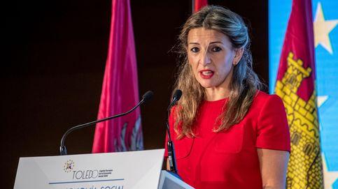 Yolanda Díaz, nueva vicepresidenta del Gobierno: familia, amigos y patrimonio