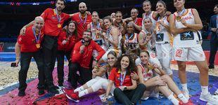 Post de España y Francia albergarán el EuroBasket femenino de 2021