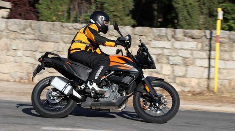 KTM 390 Adventure, el punto de partida hacia las motos grandes