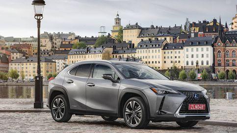 La bomba de Lexus con el que espera aumentar un 50% sus ventas: el UX250h