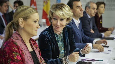 Aguirre contra Sánchez: Se echa en brazos de Podemos por su ambición