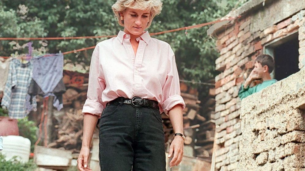 Foto: La princesa Diana, en una imagen de archivo. (EFE)