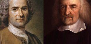 Post de Hobbes contra Rousseau: ¿somos buenos salvajes o lobos? Una solución inesperada