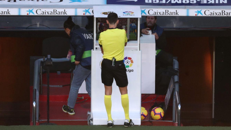 ¿Cómo estaría la clasificación sin el VAR? Baile en el descenso... y el Madrid mejora