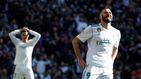 Benzema, pitado, es el primero que demanda al Madrid a otro delantero