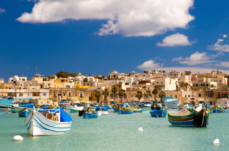 Foto: Malta es un enclave geográfico y orográfico de quitar el sentido (Foto: Skyscanner)