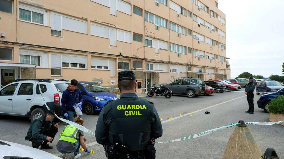 Foto: Agente de la Guardia Civil (Efe).
