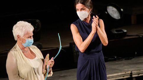 Letizia en el Festival Atlàntida de Mallorca: conversaciones de reina a reina y flashes que ciegan