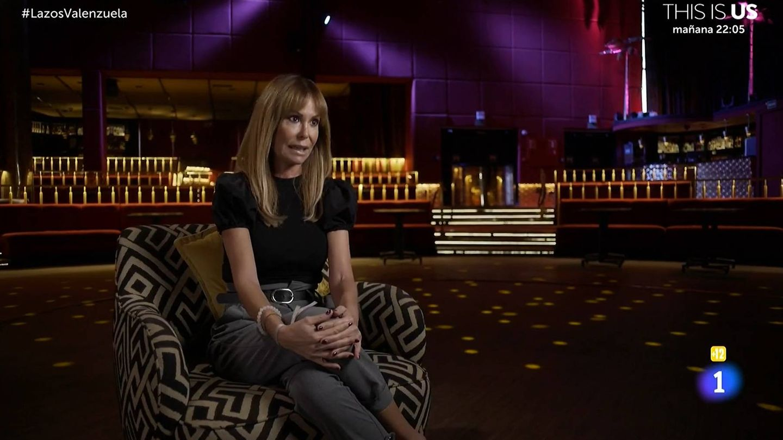 Lara Dibildos, en 'Lazos de sangre'. (TVE)