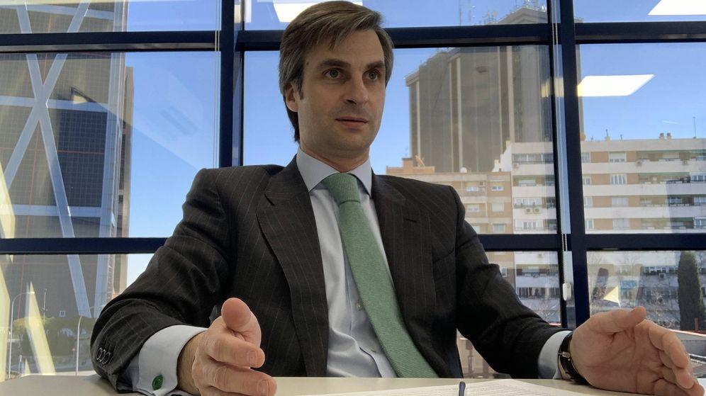 Foto: Gonzalo Gutiérrez de Mesa, consejero delegado de Finsolutia