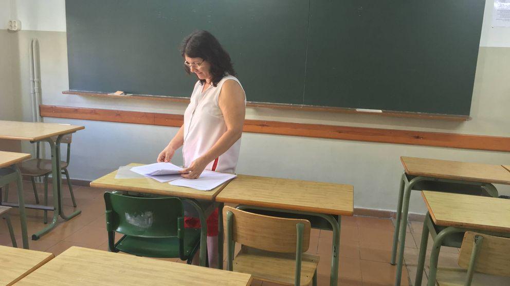 Las insólitas vacaciones de una profesora de matemáticas