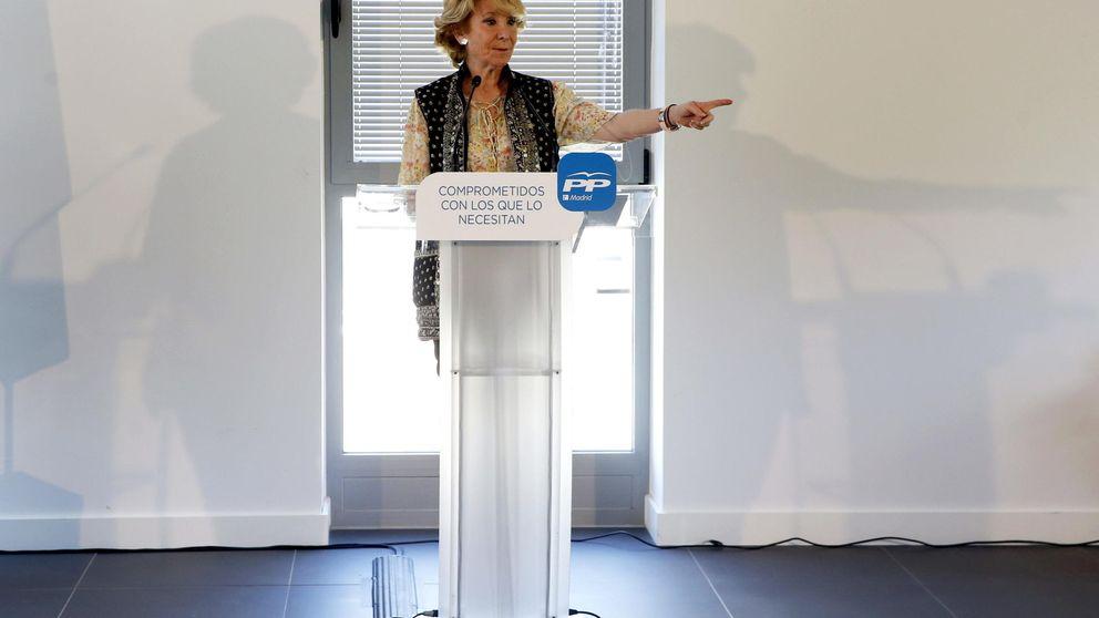"""Aguirre quiere un Madrid muy 'british': """"Una mezcla entre Thatcher y Johnson"""""""
